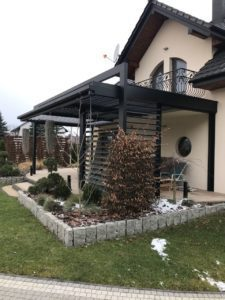 ogrody zimowe zadaszenie tarasu aluminium DOOR Filipek