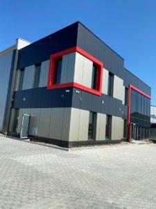 Bocheńskiej Strefie Aktywności Gospodarcze DOOR Filipek fasada